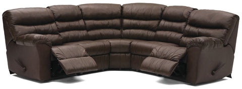 Durant Power Reclining Sectional