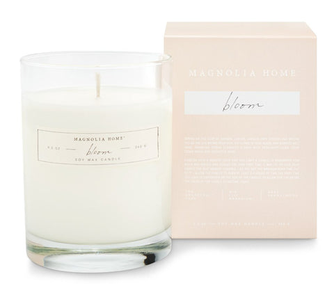 Magnolia Home by Joanna Gaines - Boxed Bloom Candle