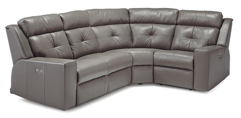 Grove Power Small L Sectional