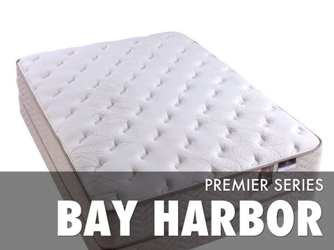 Bay Harbor Firm Mattress Set