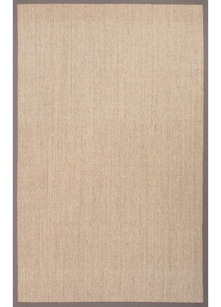 Natural Sanibel Puls - Palm Beach - Grey Sisal Rug