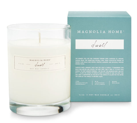 Magnolia Home by Joanna Gaines - Boxed Dwell Candle