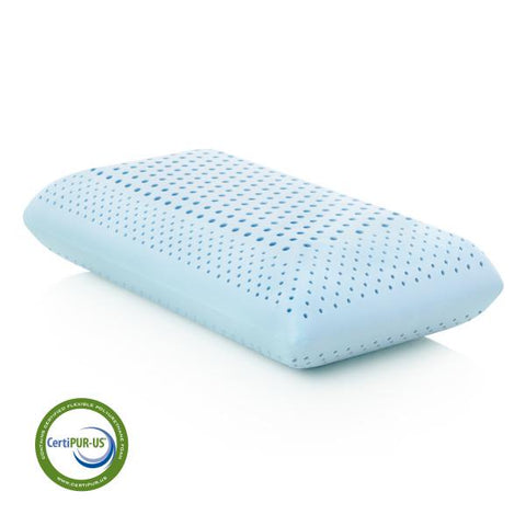 Cooling Gel Infused Memory Foam Pillow