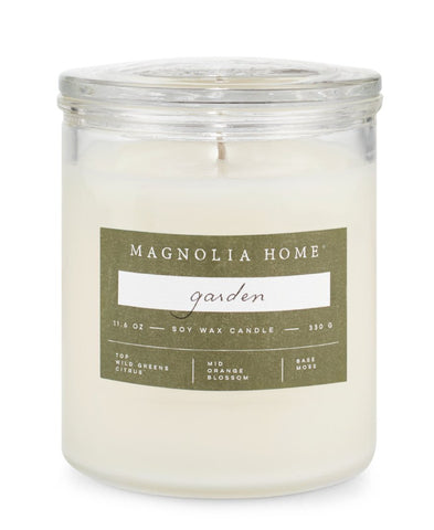 Magnolia Home by Joanna Gaines - Garden Jar Candle