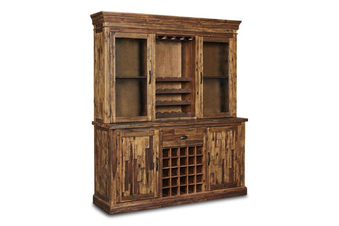 Normandy Vintage Wine Cabinet