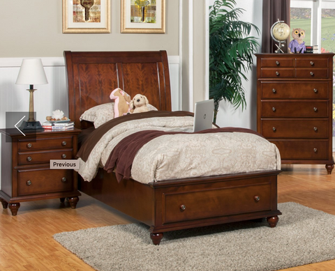 Spring Creek Bedroom Collection