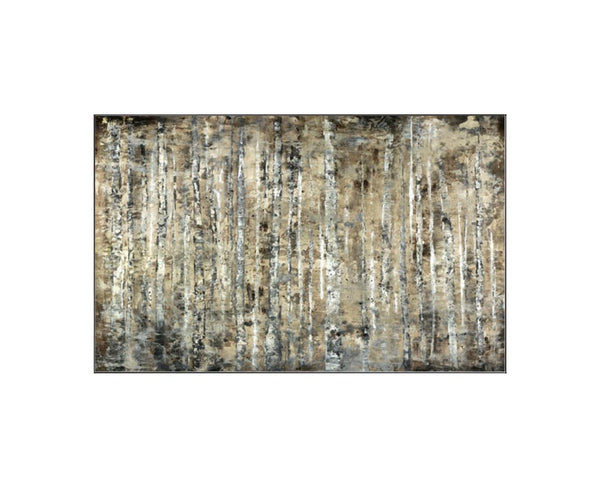 Winter Birches Wall Decor