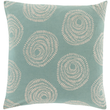 Sylloda Teal Pillow 20x20