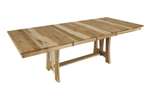 Cattail Bungalow Natural Trestle Table