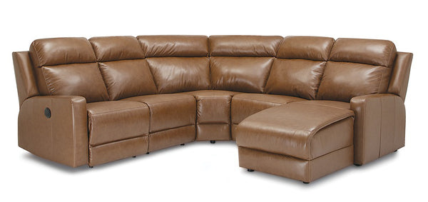 Forest Hill Sectional Piece - LHF Power Recliner