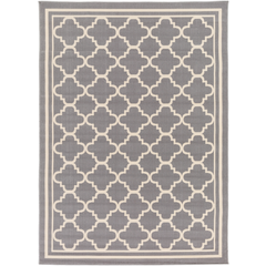 Marina Indoor / Outdoor Gray Rug