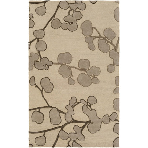 Venus Beige + Gray Rug [Discontinued]