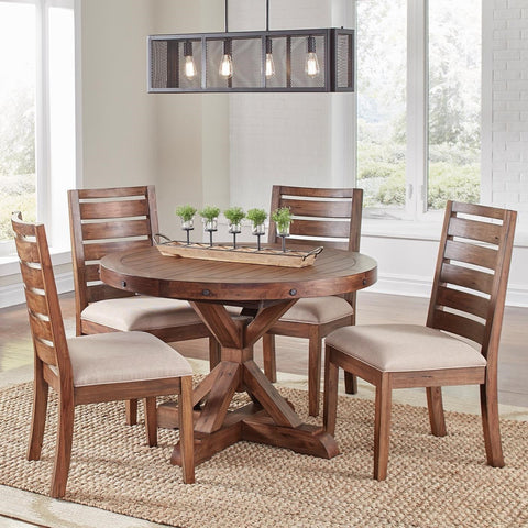 Anacortes Round Pedestal Table