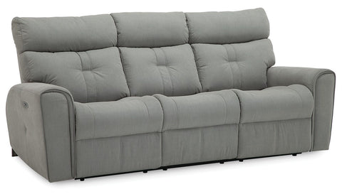 Acacia Sofa Power with Power Headrest