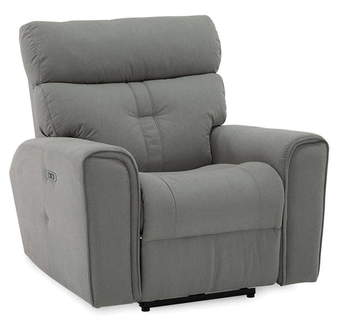 Acacia Power Wallhugger Recliner w/ Power Headrest
