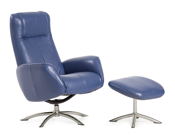 Q05 Quantum Reclining Chair & Ottoman