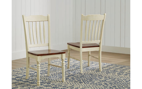 British Isles Slatback Chair
