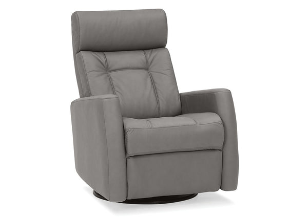 West Coast II Swivel Glider Power Recliner w/ Power Headrest