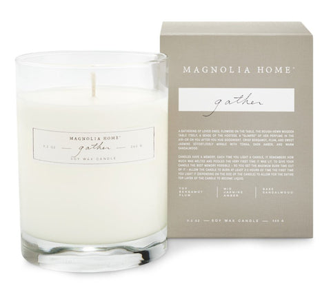 Magnolia Home by Joanna Gaines - Boxed Gather Candle
