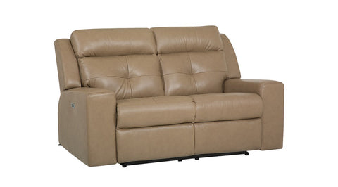 Grove Power Loveseat w/ Power Headrest