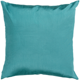 Solid Luxe Emerald Pillow 18x18