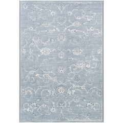 Contempo Pale Blue Rug