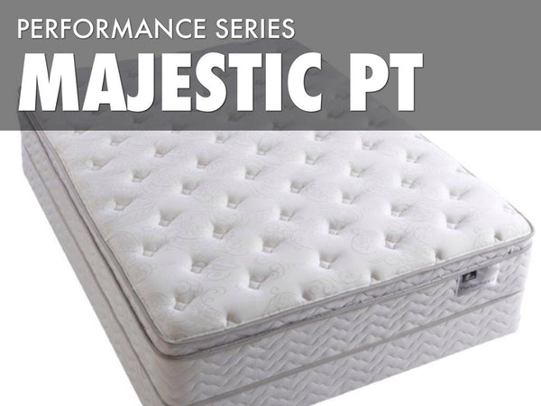 Majestic Pillow Top Mattress Only