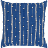 Accretion Navy Pillow 20x20