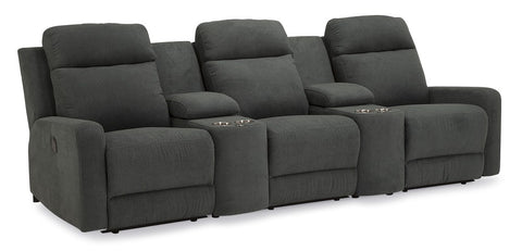 Forest Hill Home Theater Sectional