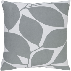 Somerset Gray Pillow 22x22