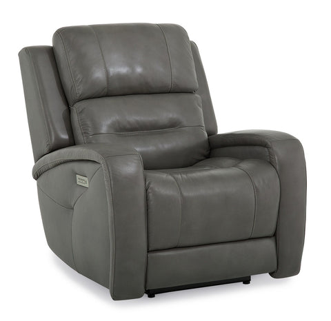 Washington Power Wallhugger Recliner w/ Power Headrest & Lumbar