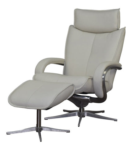 Q13 Quantum Reclining Chair + Ottoman