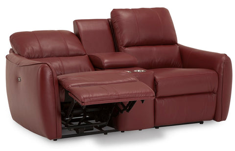 Arlo Power Reclining Loveseat w/ Console
