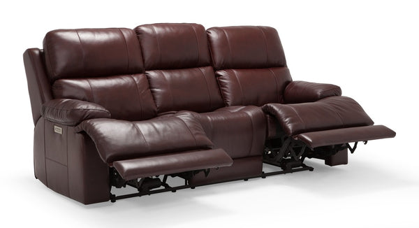 Kenaston Power Reclining Sofa With Power Headrest