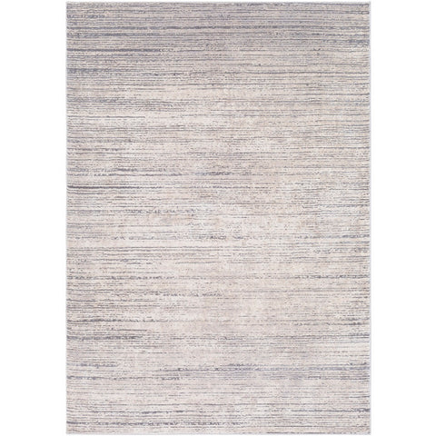 Tibetan Taupe Striped Rug