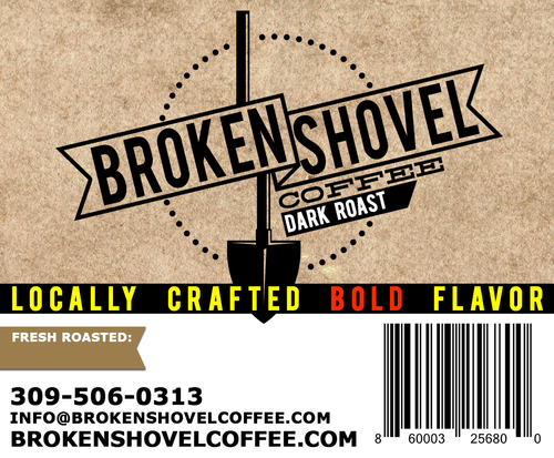 Broken Shovel Dark Roast Coffee
