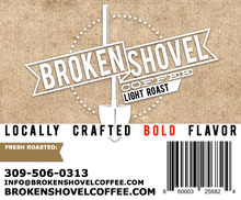 Broken Shovel Light Roast Coffee