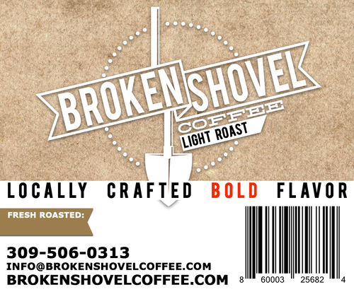 Broken Shovel Organic Light Roast Coffee