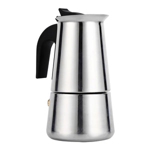 Stainless Steel Mocha Pot Espresso Maker
