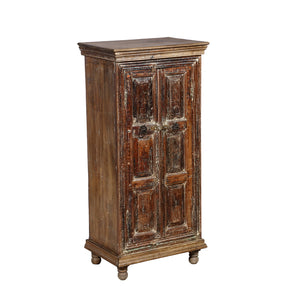 Anglo-Indian small armoire