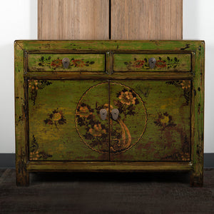 Chinese Pine Shandong Cabinet