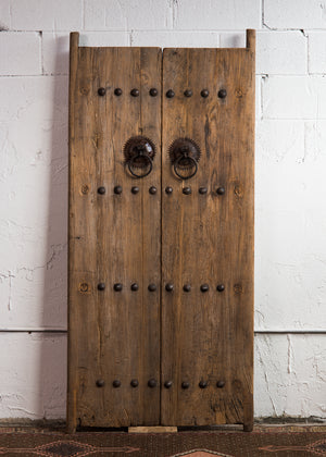 Antique Chinese Elm Doors