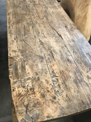 Antique Chinese Elm Altar Table 68 x 17 x 33