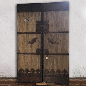 Antique Chinese Pine Garden Gates