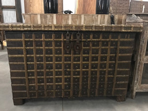 Antique Indian Buffet/Cabinet