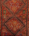 Vintage Moroccan rug, a Berber Talsint from the middle Atlas mountains. 10'3'' x 6'6''