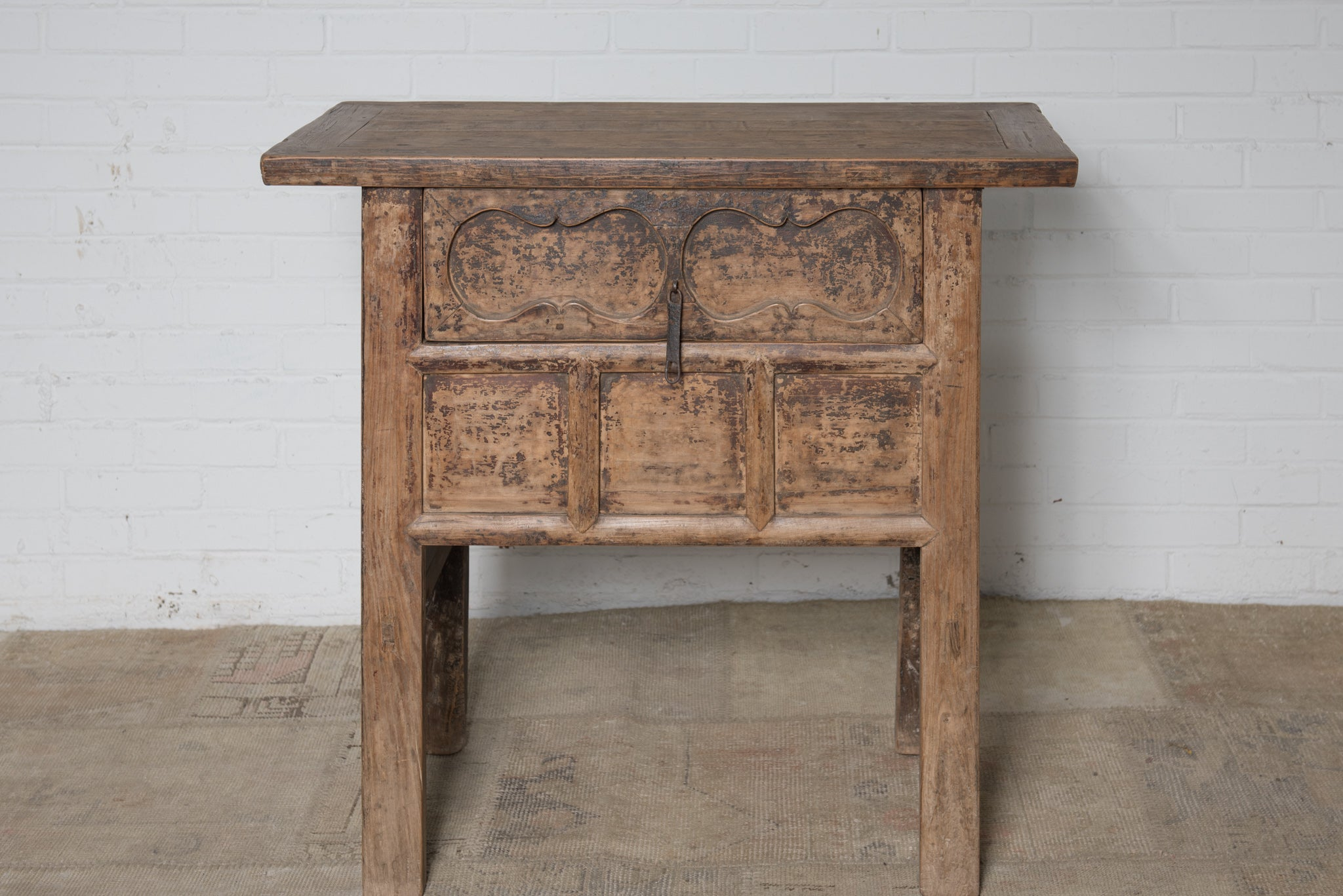 antique hall table. Antique Chinese Rustic Elm Hall Table Antique A