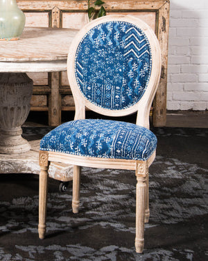Kantha Patchwork dining chair