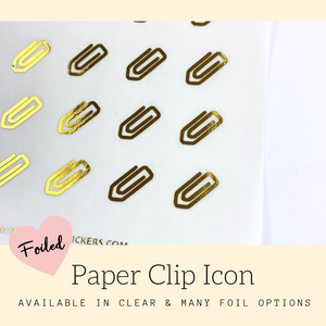Foiled Stickers | Erin Condren | Planner Stickers | FSS38