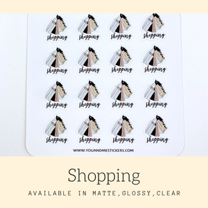 Planner Stickers | Icon Stickers | CS184A